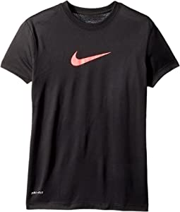 Nike Kids - Legend S/S Top (Little Kids/Big Kids)