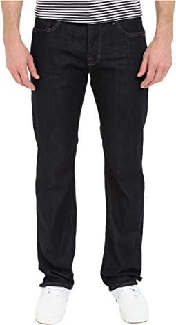 Mavi Jeans Zach Classic Straight Fit in Rinse Williamsburg