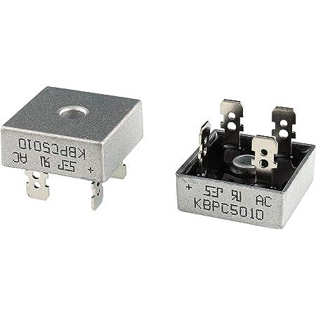 Details about  /50PCs Bridge Rectifier Diode KBPC5002 50A 200V
