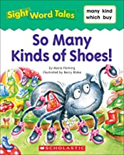 Sight Word Tales: So Many Kinds of Shoes!