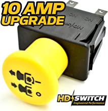 HD Switch PTO Switch - AM118802 - Replaces John Deere LX172 LX173 LX176 LX178 LX186 LX188 - F510 F525 F620 F680 F687 F710 F725 F735 - ZTrak 647 657 667 717 727 737 757 777 797 997 - G15 GS25 GS30 GS45
