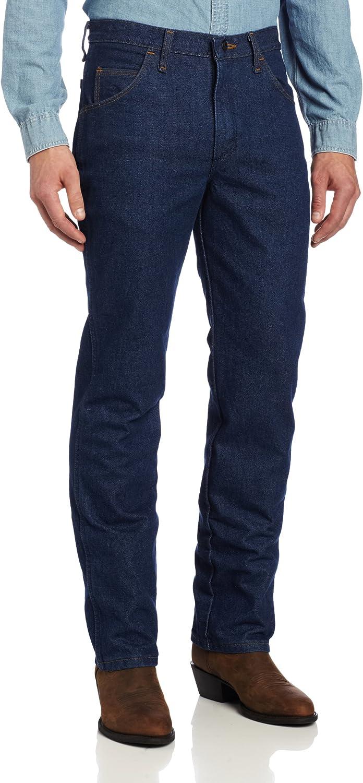 Wrangler mens FR Flame Resistant Slim Fit Jean