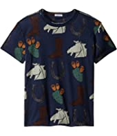 Dolce & Gabbana Kids - City Western T-Shirt (Big Kids)