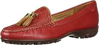 Marc Joseph New York 女式真皮巴西制造墙壁街头高尔夫鞋运动鞋