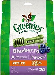 Greenies Blueberry Natural Dental Dog Treat