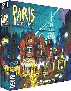 Paris City of Light (English)