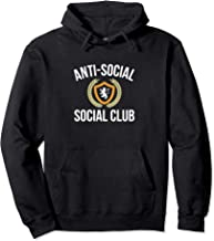 Anti-Social - Social Club - Pullover Hoodie