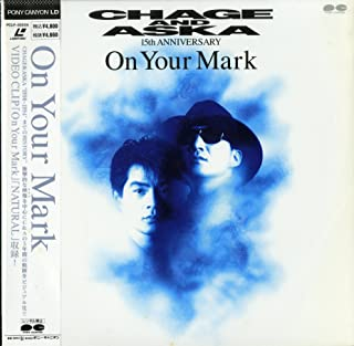 15th Anniversary On Your Mark[Laser Disc]
