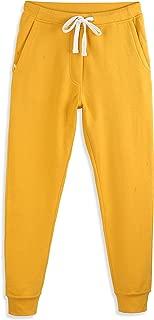 Men's Casual Fleece Jogger Sweatpants Cotton Active Elastic Pocket Pants