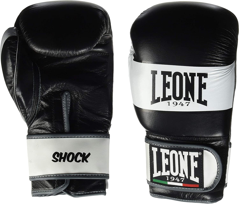LEONE 1947 Cintur/ón Pro Boxeo Hombre S Negro