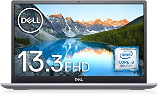 Dell モバイルノートパソコン Inspiron 13 5390 Core i3 アイスライラック 20Q21IL/Win10S/13.3FHD/4GB/128GB SSD