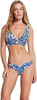 Seafolly Women's Hipster Swim Trunks