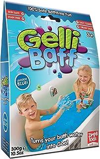 Gelli Baff Bath Powder with Dissolver, Blue 300 g