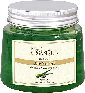 Khadi Organique Aloevera Gel (Green) 200 gm