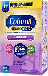 Enfamil Neuropro 溫和嬰兒配方奶粉(0-12個月) 862g