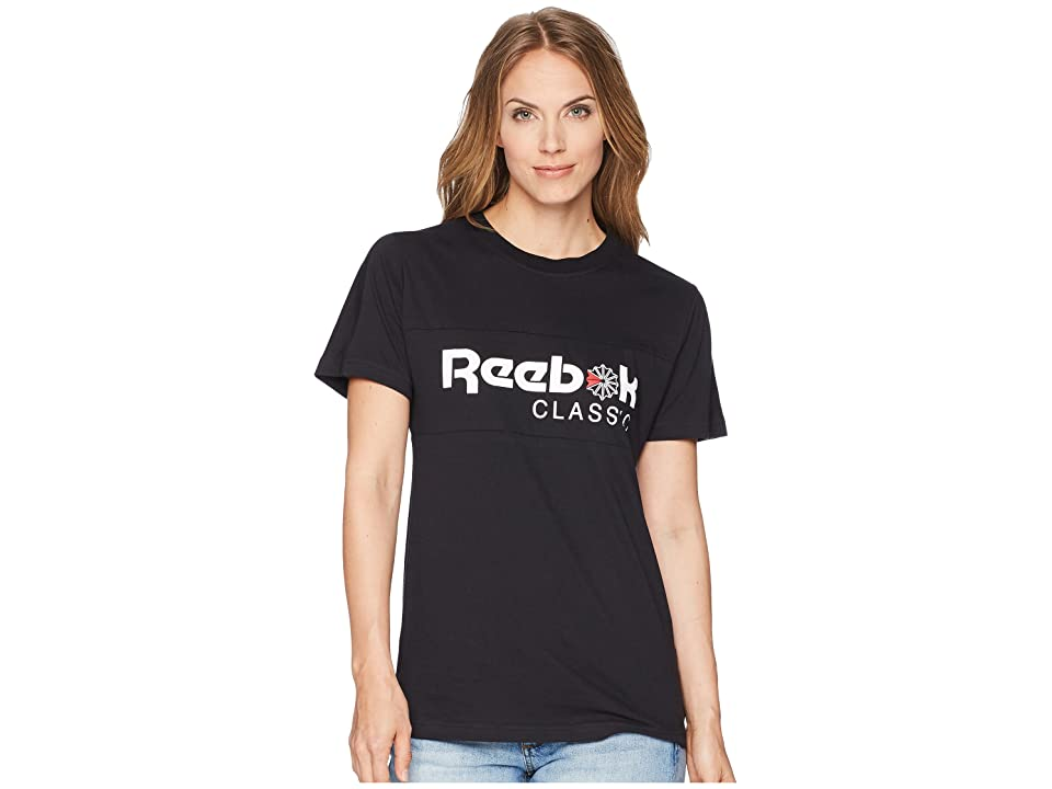 Reebok Graphic Tee (Black) Women