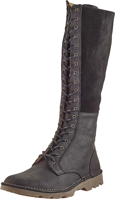 El Naturalista Women's Chukka Mid Calf Boot