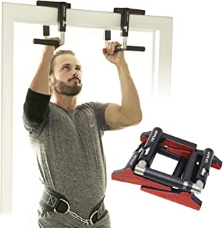 CrossGrips - Pull Up Bar Handles, Doorframe Pull-up Bar,...