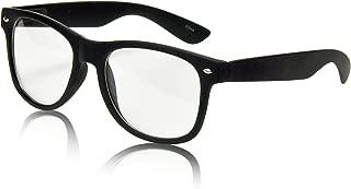 Non Prescription Eyeglasses Clear Lens For Women And Men UV Protection