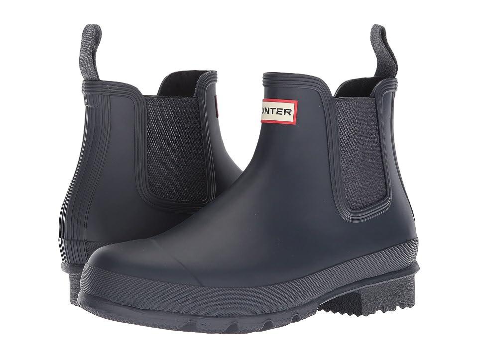 Hunter Original Chelsea Boot (Navy) Men