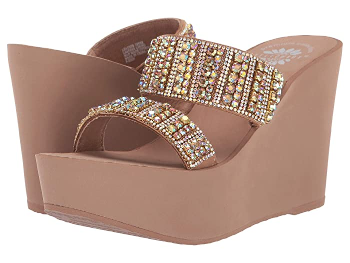 Yellow Box  P-Edin (Toast) Womens Sandals