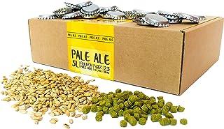 Recharge pour Kit de Brassage 5 litres - Recette Tout Grain pour Brasser à Nouveau sa Propre Bière Artisanale Maison - Fab...