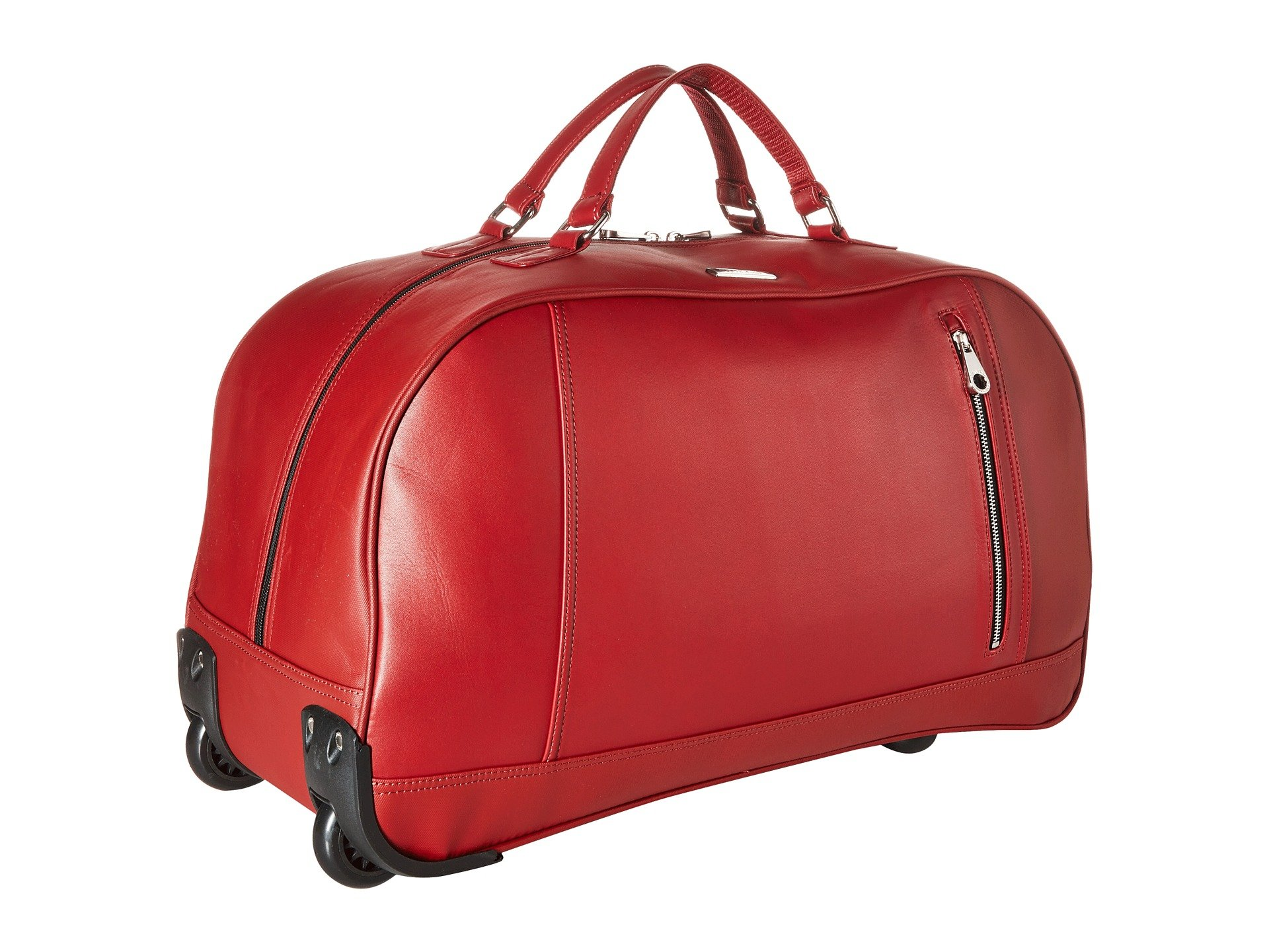 Wheeled Klein Calvin Red Duffle Lenox Hill TUq4zwtxz
