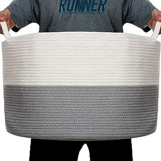 Cotton Rope Basket Extra Large 21.7