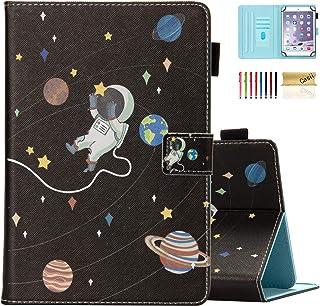 جراب لجهاز 6. 5-7. 5 بوصات، جراب قابل للطي مغناطيسي من الجلد الصناعي خفيف الوزن من Casii لهاتف Galaxy Tab E 7. 0/ Tab A 7....
