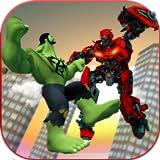 ヒーローハンター:スーパーヒーロー都市戦闘機シミュレーター