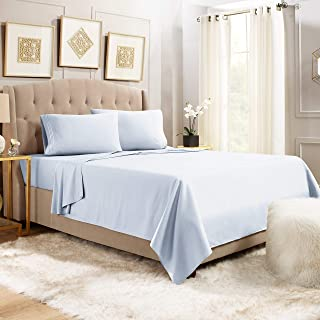 Empyrean Bedding California King Sheet Sets - 4 Piece Cal King Bed Sheets - Soft Breathable Microfiber Cal King Bed Sheets...