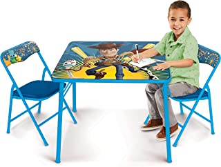 Jakks Toy Story Activity Table Set with Two Chairs
