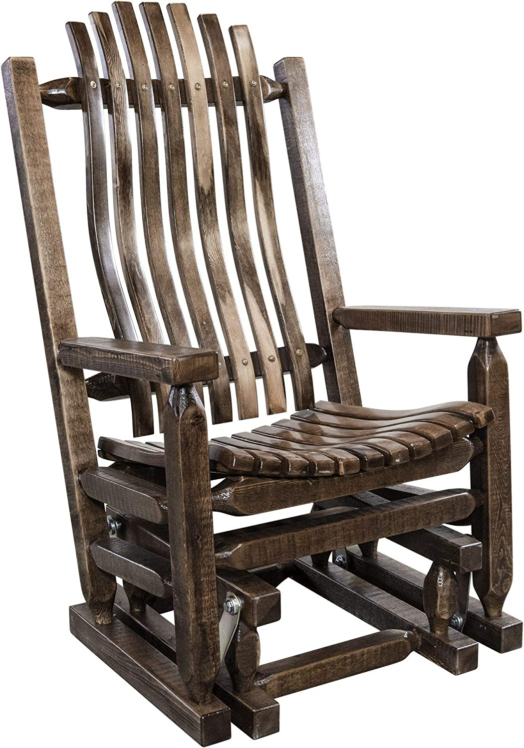 Montana New product!! Woodworks Homestead Collection Rocker Columbus Mall Glider Cl Stain
