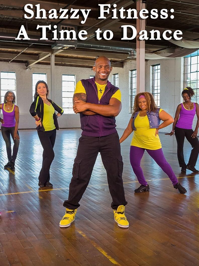 舗装出席する取り組むShazzy Fitness: A Time To Dance