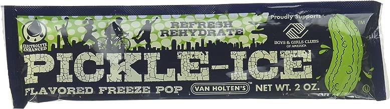 Best van holten's - pickle ice freeze pops - 48 pack Reviews
