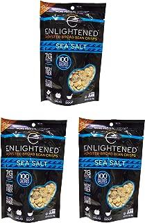 NEW LARGER BAG! Enlightened Roasted Fava Broad Beans