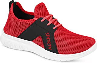 Shoefly Women's (5062) Red Casual Trendy & Sytlish Sports
