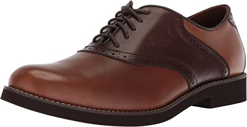 Eastland Hommes's Saddleback Oxford, tan, 11.5 D US