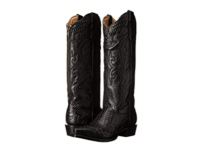 Stetson Bailey (Black Basket Weave) Women