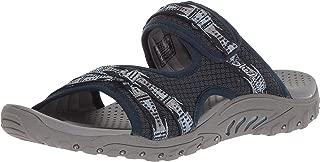 Skechers Reggae-Fizzle-可调节织带拖鞋