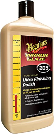 Meguiars M205 Mirror Glaze Ultra Finishing Polish - 32 oz. - M20532