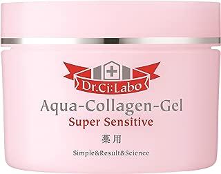 Dr.Ci:Labo Medicated Aqua-Collagen-Gel Super Sensitive 120g