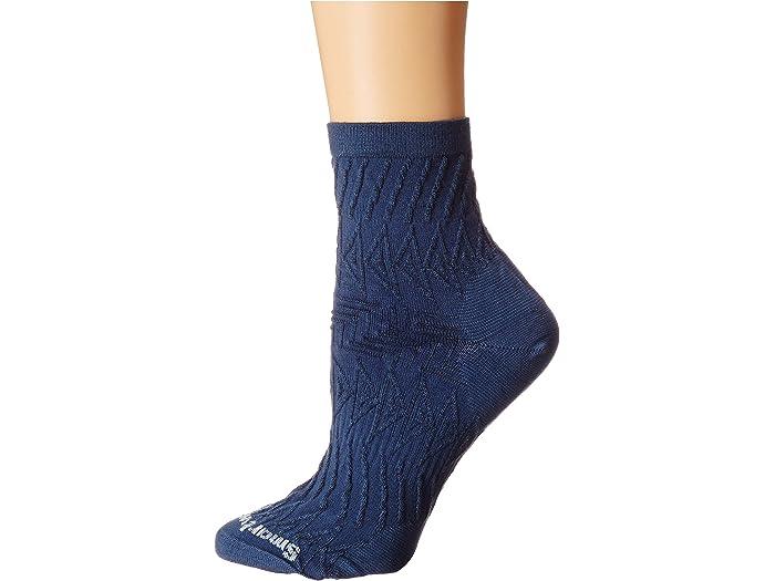 Gray Run Cycle Hike SmartWool PhD OUTDOOR Light Pattern Mini Socks Women LG