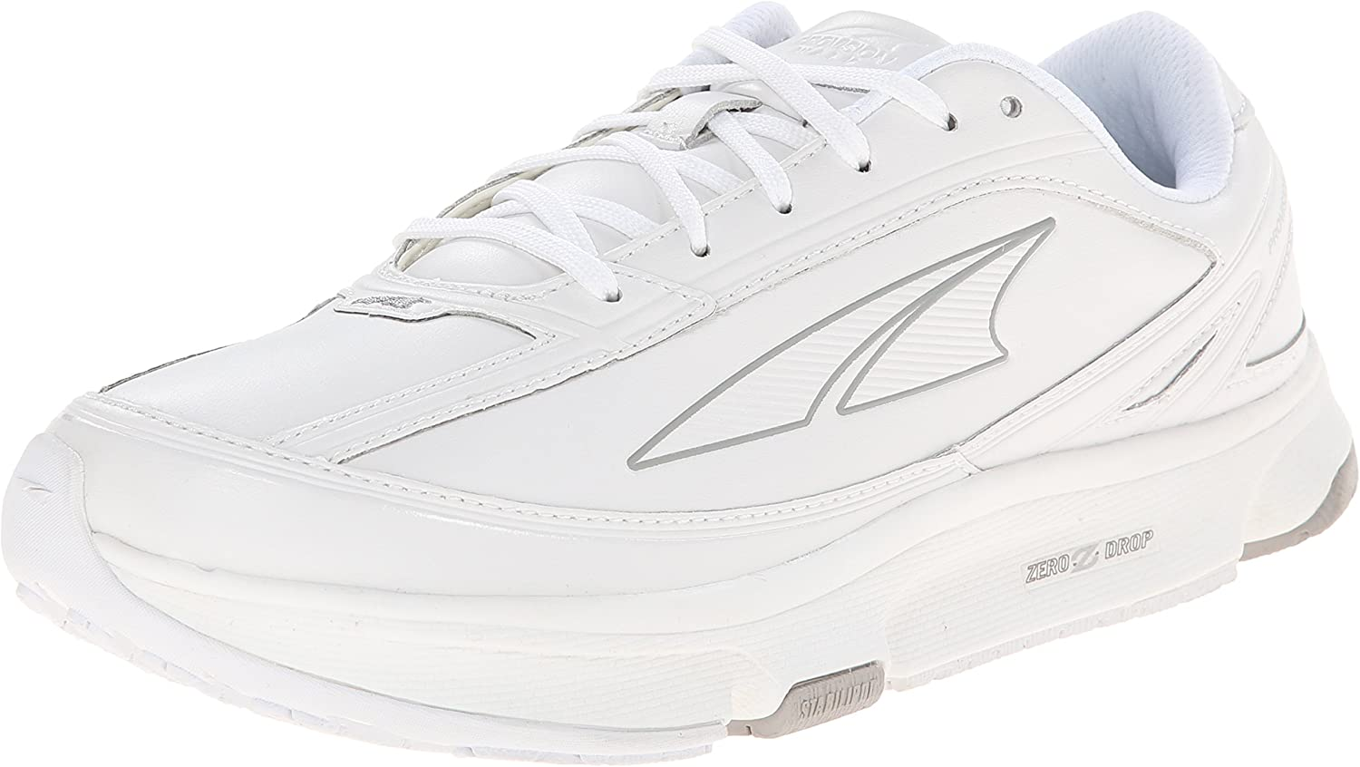 Altra Running Womens Provisioness Walker shoes, White, 5.5 M US