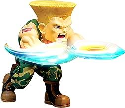 Big Boys Toys Street Fighter T.N.C-04 Lights & Sound Figure: Boom Guile