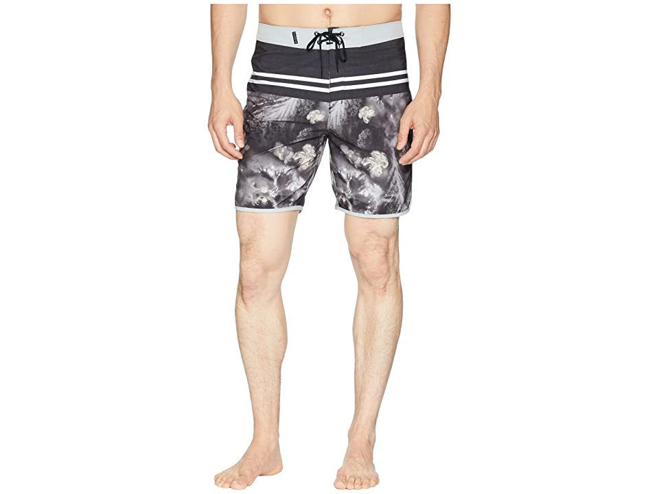 Hurley Phantom Drift 18 Boardshorts (Black) Men