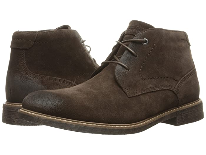 Rockport  Classic Break Chukka (Chocolate/Brown) Mens Boots