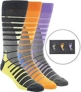 Statement Sockwear Men's 3 Pack Socks Gift Box
