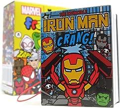 Tokidoki Marvel Frenzies Keychain - Iron Man