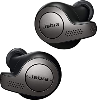 Jabra ELITE65T-TBK True Wireless Earbuds - Titanium Black (Pack of 1)